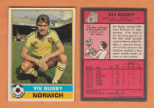 Norwich City Viv Busby 22